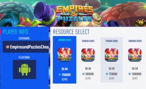 Empires And Puzzles Trucos Empires And Puzzles Truco Gemas